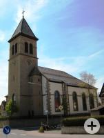 Martinskirche Unterjettingen
