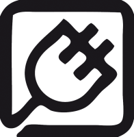 Logo Elektromeister Schwarz