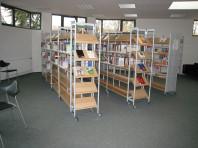 Innenansicht Bücherei2