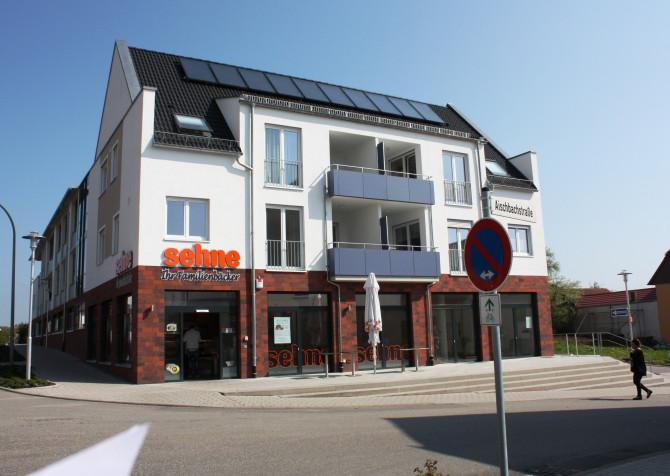 Betreutes Wohnen Aischbachstraße