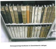 Gemeindearchiv Bücher