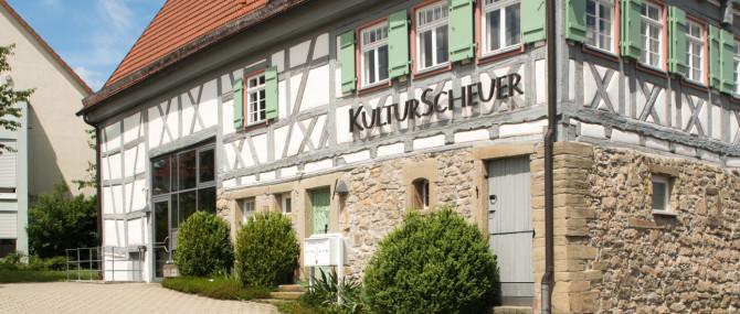 Kulturscheuer Banner